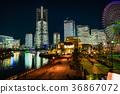 【神奈川縣】晚上橫濱 36867072