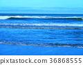 푸른, 하늘, 해변 36868555