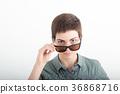 太陽鏡 墨鏡 美麗 36868716