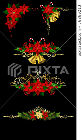 Christmas elements for your designs 36869213