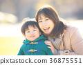 父母和小孩 親子 媽媽 36875551