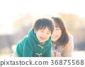 父母和小孩 親子 媽媽 36875568