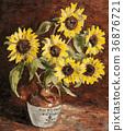 sunflower 36876721
