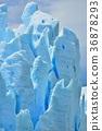 빙하 ~ 유일한 파랑 ~ 36878293
