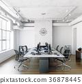 辦公室 閣樓 室內 36878445