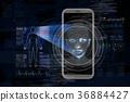 智能手機 智慧手機 智慧型手機 36884427