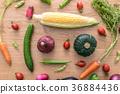 蔬菜 36884436