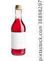 Bottle of soda 36898297