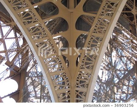 Paris: The Eiffel Tower 36903256