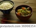 pork soup, food, foods 36906354