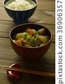 pork soup, food, foods 36906357