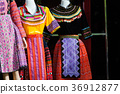 handmade clothes with Hmong ethnic patterns 36912877