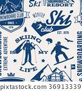 snow, snowboard, board 36913339