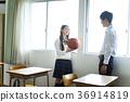 男女在教室里 36914819