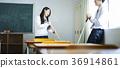 男人和女人 男女 学生 36914861