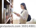 圖書館裡的學生 36914881