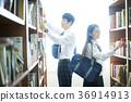 圖書館裡的學生 36914913