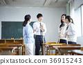學生 教室 老師 36915243