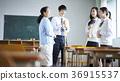 學生 教室 老師 36915537