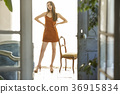美主题女人肖像 36915834