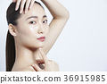 美麗的女人美容肖像 36915985