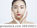 美麗的女人美容肖像 36916021
