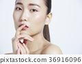 美麗的女人美容肖像 36916096