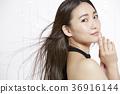 portrait, portraits, female 36916144