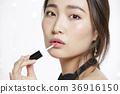 美麗的女人美容肖像 36916150