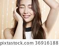 Beautiful woman beauty portrait 36916188