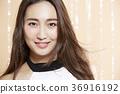 Beautiful woman beauty portrait 36916192