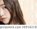 美丽的女人美容肖像 36916218