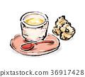 生薑茶 姜 飲料 36917428