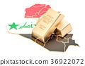 Iraq, golden, reserves 36922072