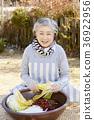 노인, 배추김치, 여자 36922956