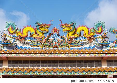 中國佛教寺廟形象 36923819
