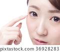눈, 눈알, 미용 36928283