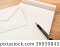 信件 字母 信 36930843