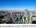 섣달의 오후 도쿄 단풍 아카사카 어용 지 ~ 이케부쿠로 2017 년 12 월 a 36931444
