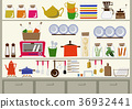 kitchen, kitchens, household good 36932441