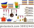 廚房 日常必需品 日用品 36932443