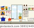 廚房 日常必需品 日用品 36932449