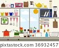 kitchen, kitchens, household good 36932457