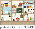 kitchen, kitchens, household good 36932497