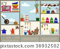 廚房 日常必需品 日用品 36932502