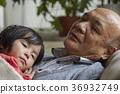 couple, senior, elder 36932749