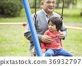 시니어, 노년, 노인 36932797