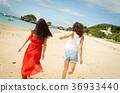 ผู้หญิงที่เดินทางในโอกินาว่า 36933440