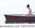 游牧工人船 36933640