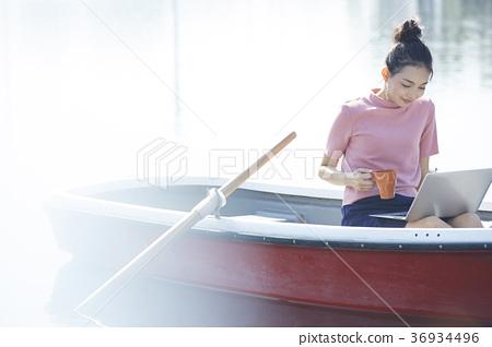 游牧工人船 36934496